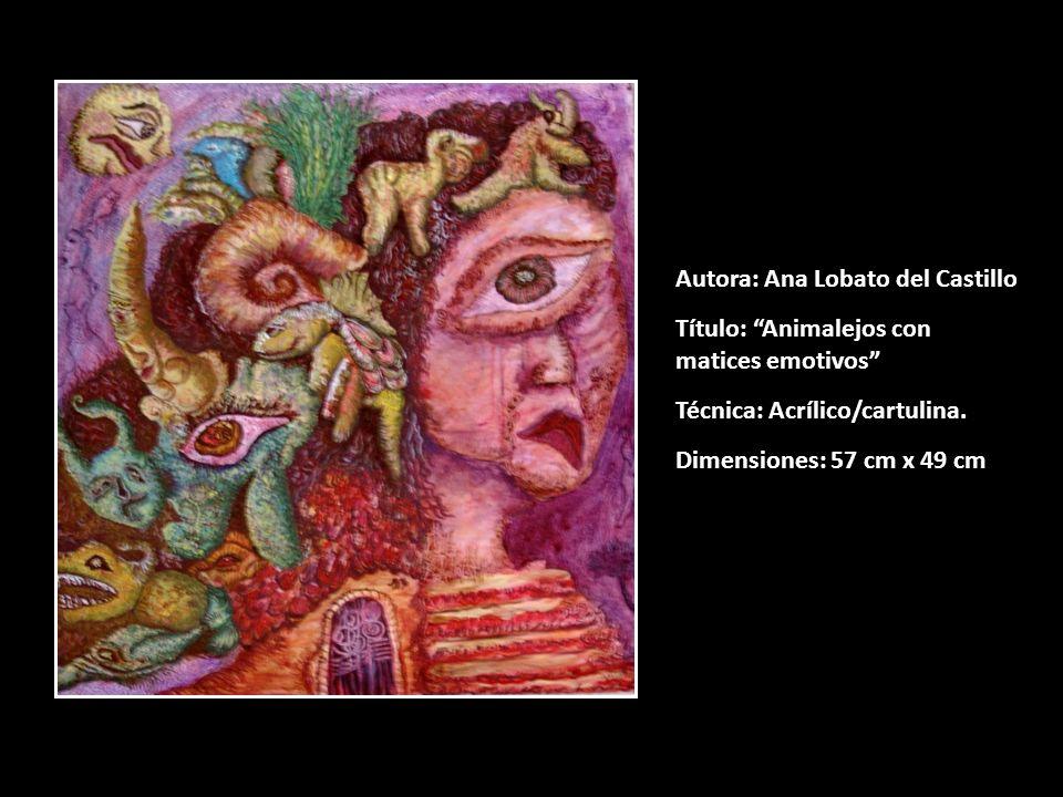 Autora: Ana Lobato del Castillo