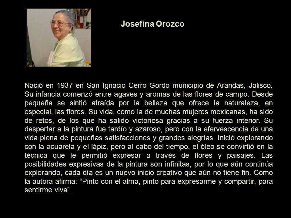 Josefina Orozco
