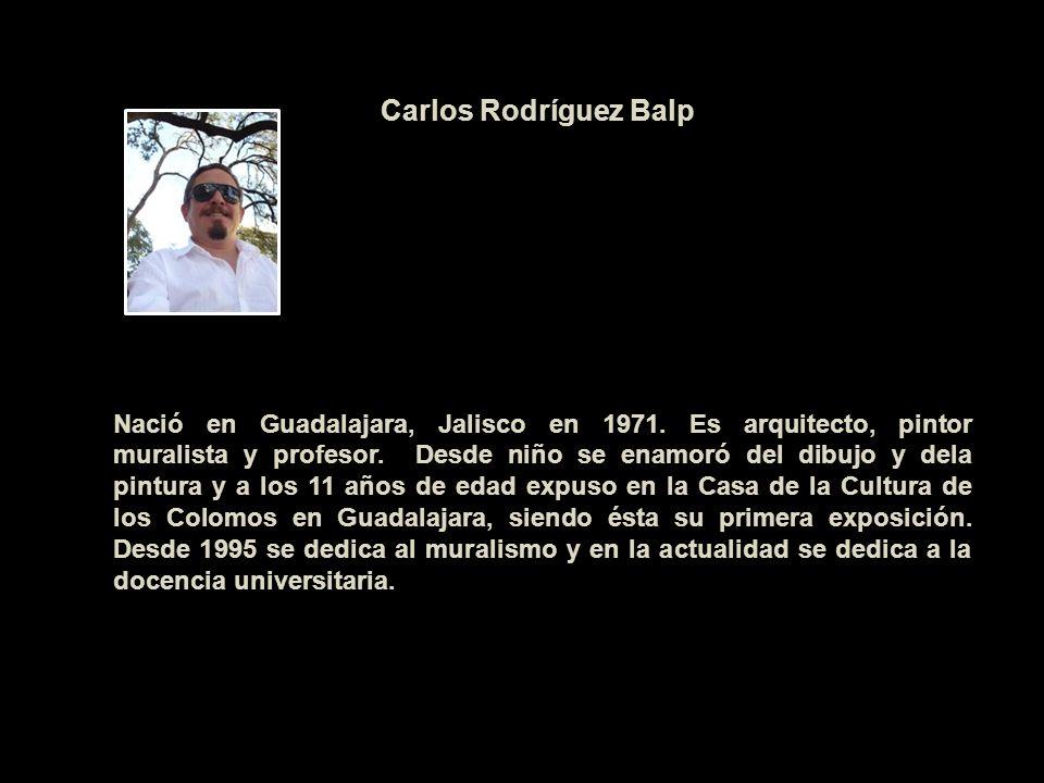 Carlos Rodríguez Balp