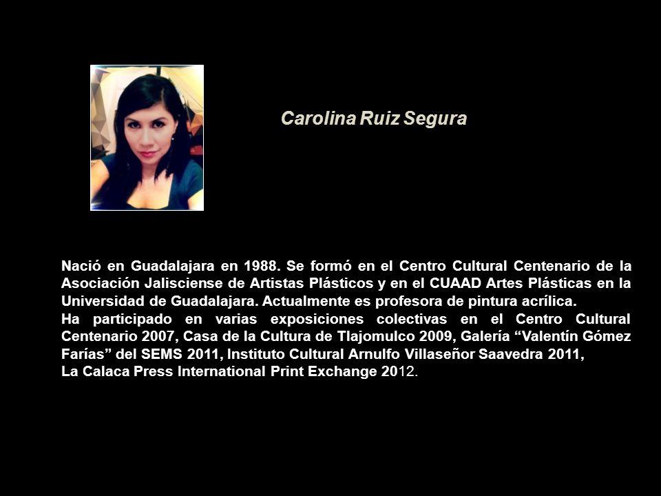 Carolina Ruiz Segura