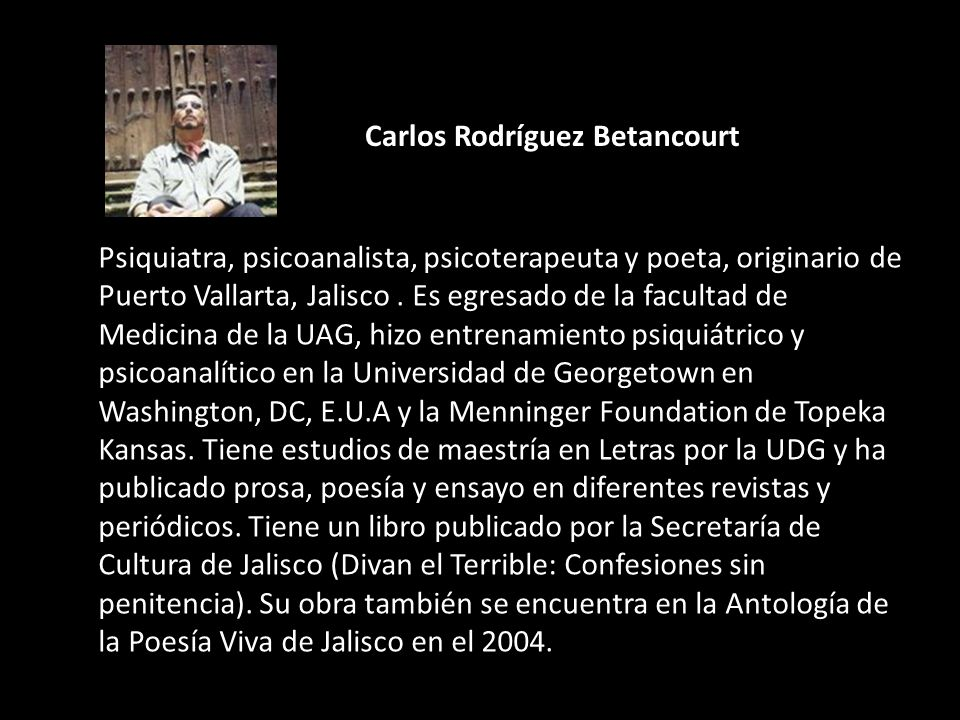 Carlos Rodríguez Betancourt
