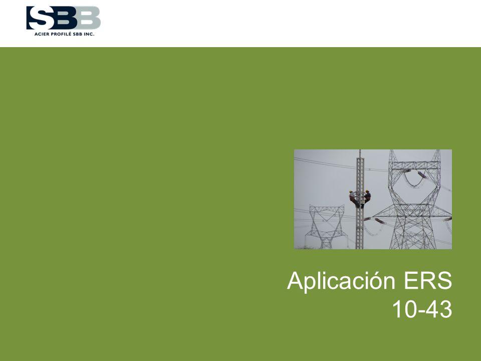 Aplicación ERS 10-43