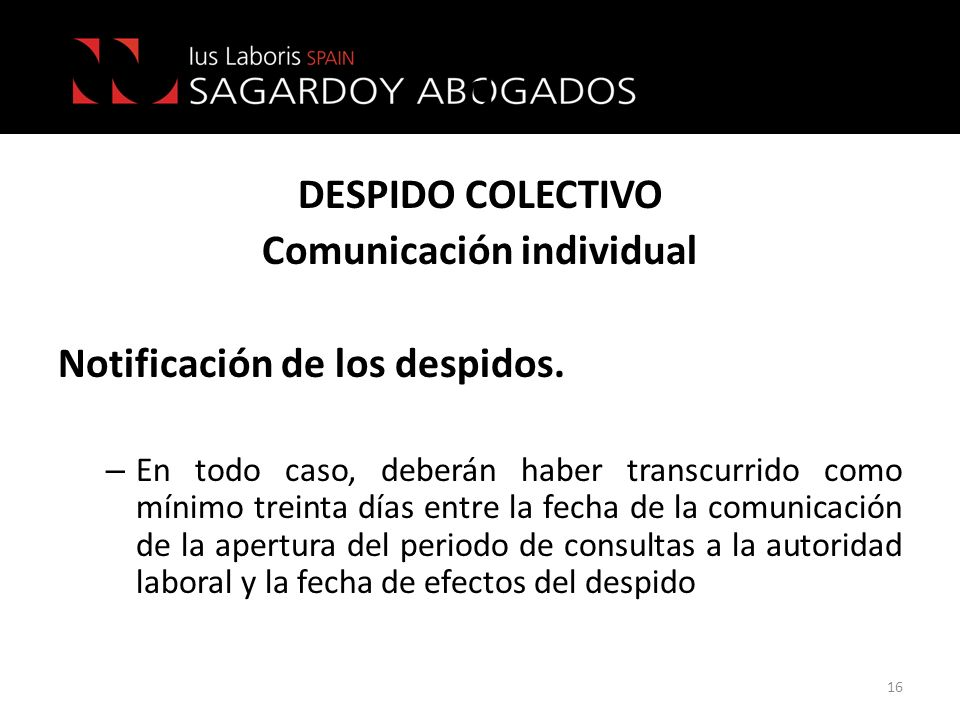 Comunicación individual