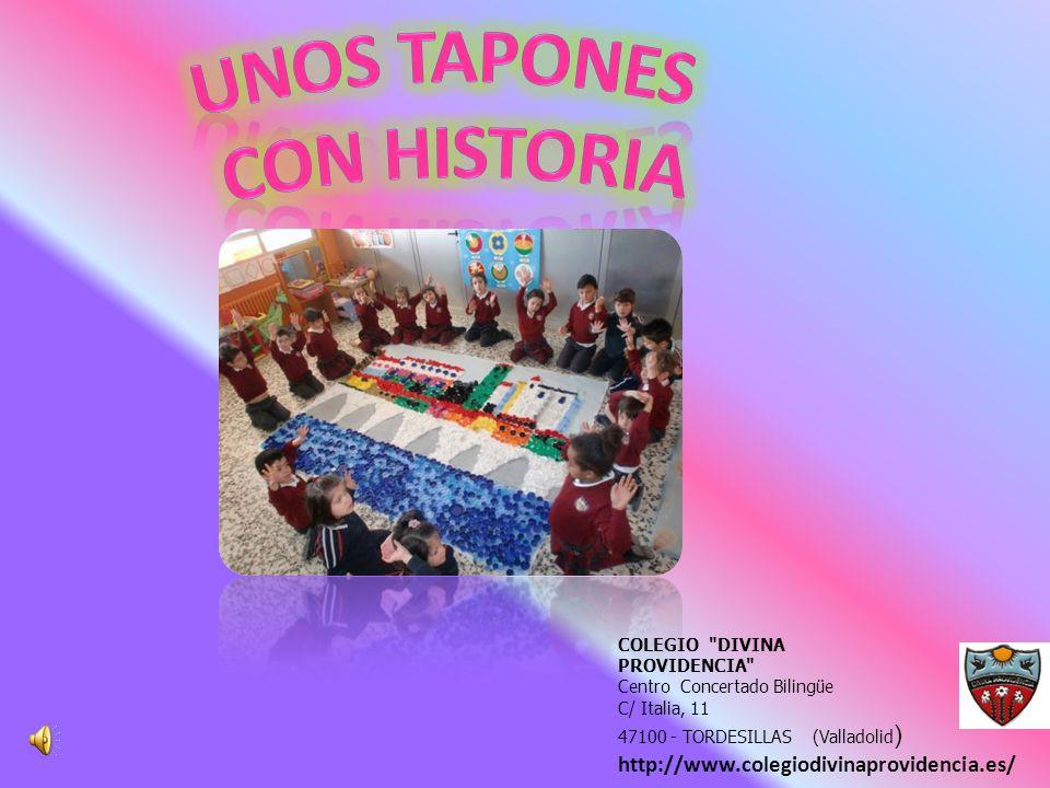 UNOS TAPONES CON HISTORIA