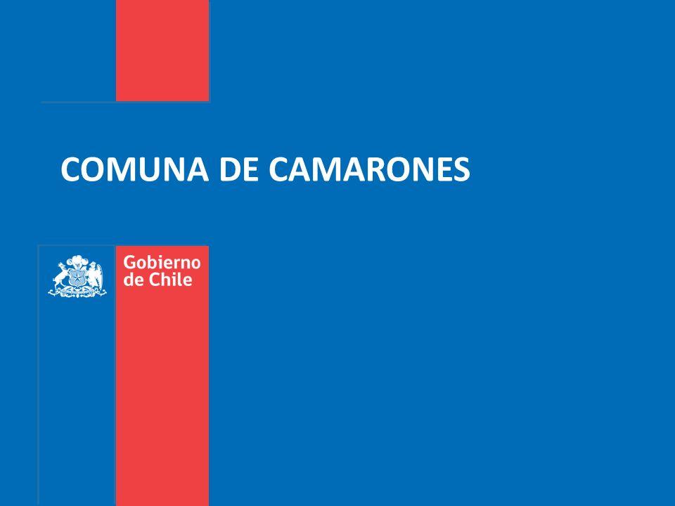 COMUNA DE CAMARONES