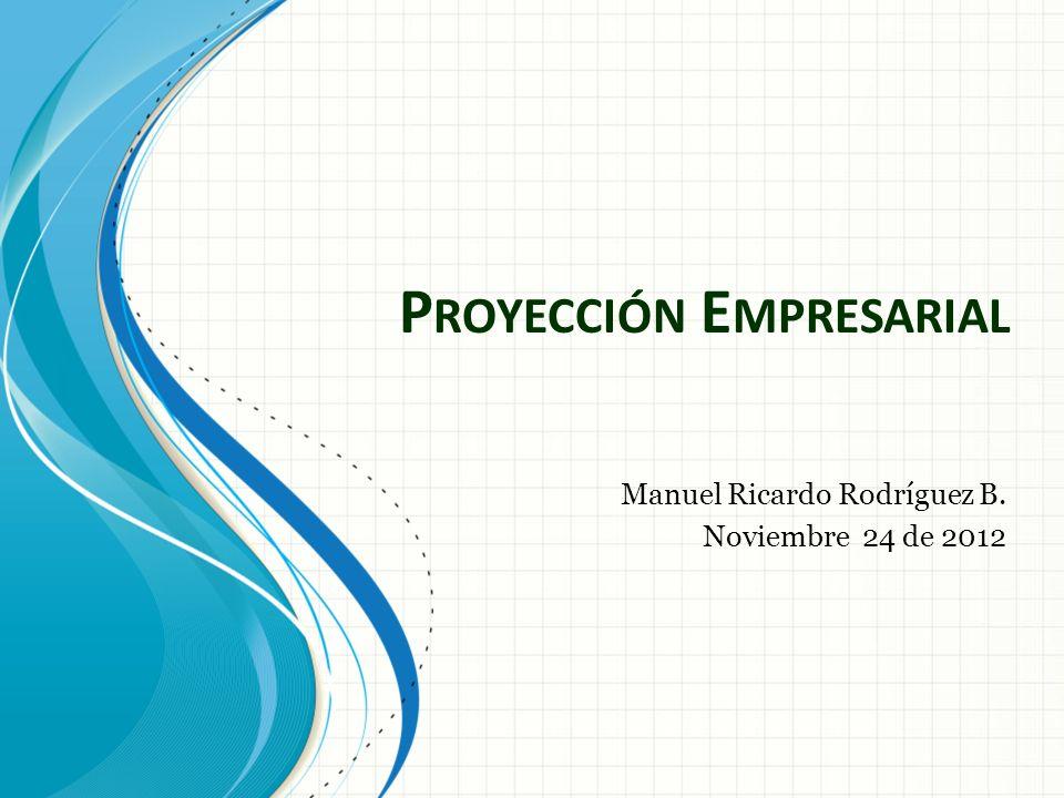 Proyección Empresarial