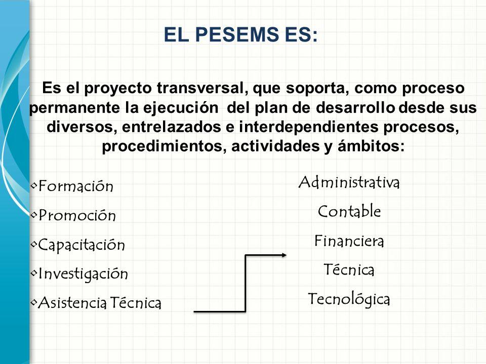 EL PESEMS ES: