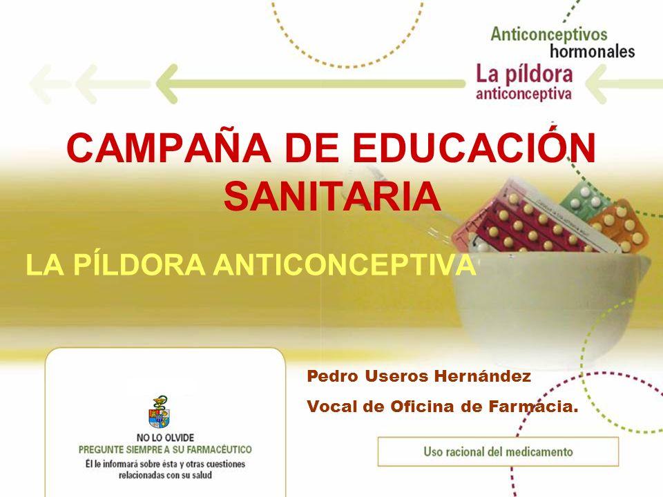 CAMPAÑA DE EDUCACIÓN SANITARIA