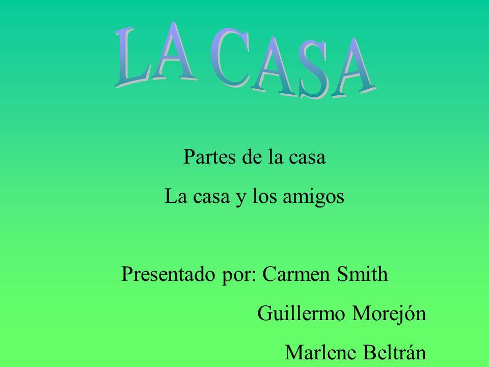 Presentado por: Carmen Smith
