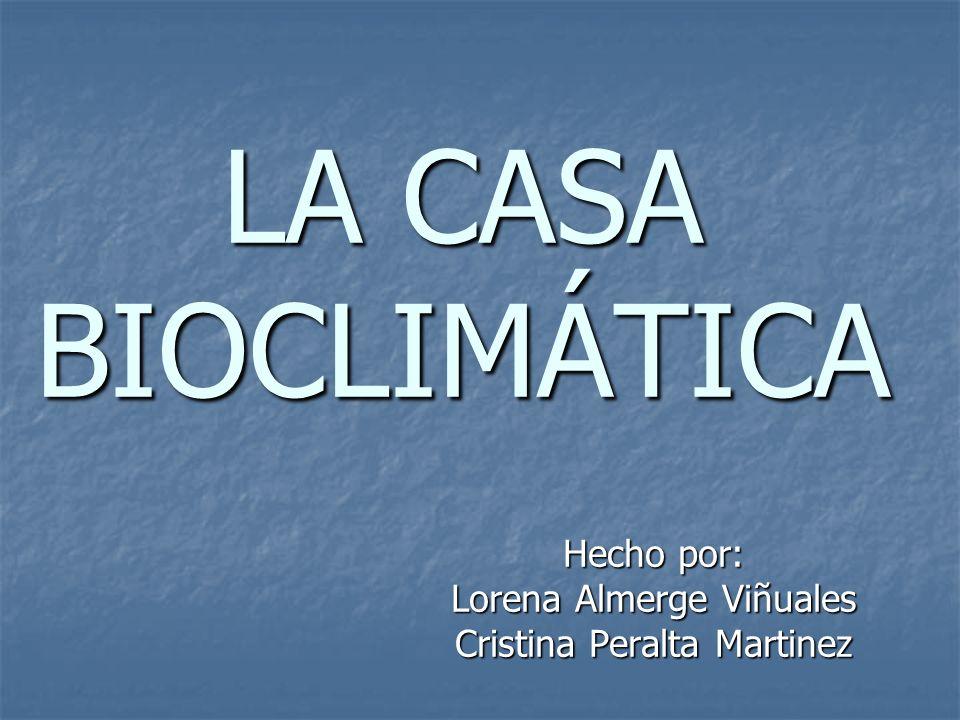 Hecho por: Lorena Almerge Viñuales Cristina Peralta Martinez
