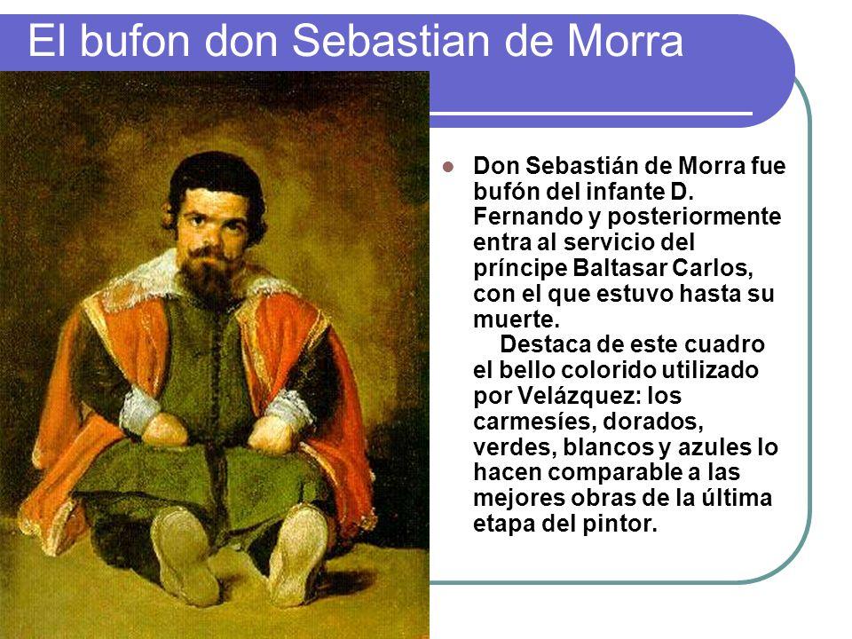El bufon don Sebastian de Morra