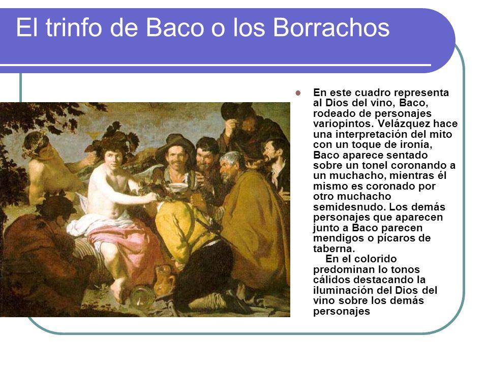 El trinfo de Baco o los Borrachos