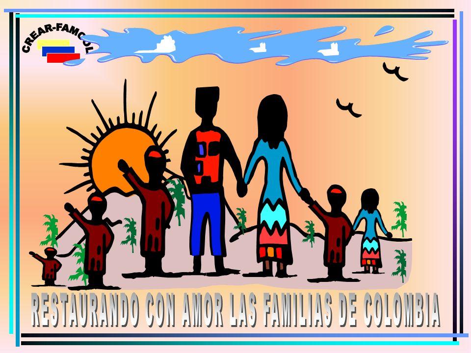 RESTAURANDO CON AMOR LAS FAMILIAS DE COLOMBIA