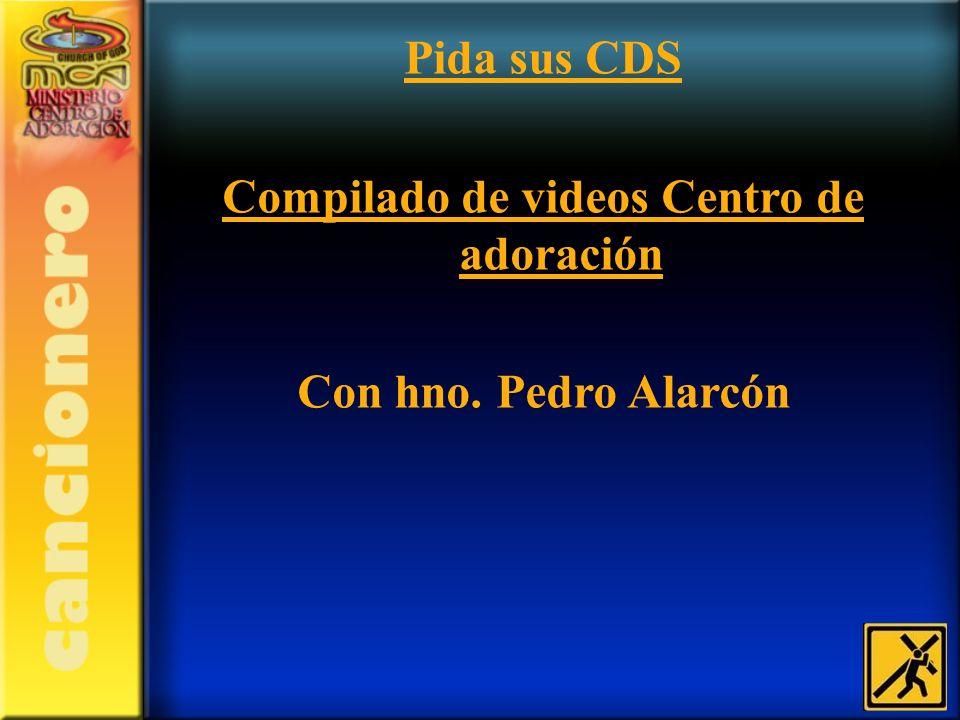 Compilado de videos Centro de adoración
