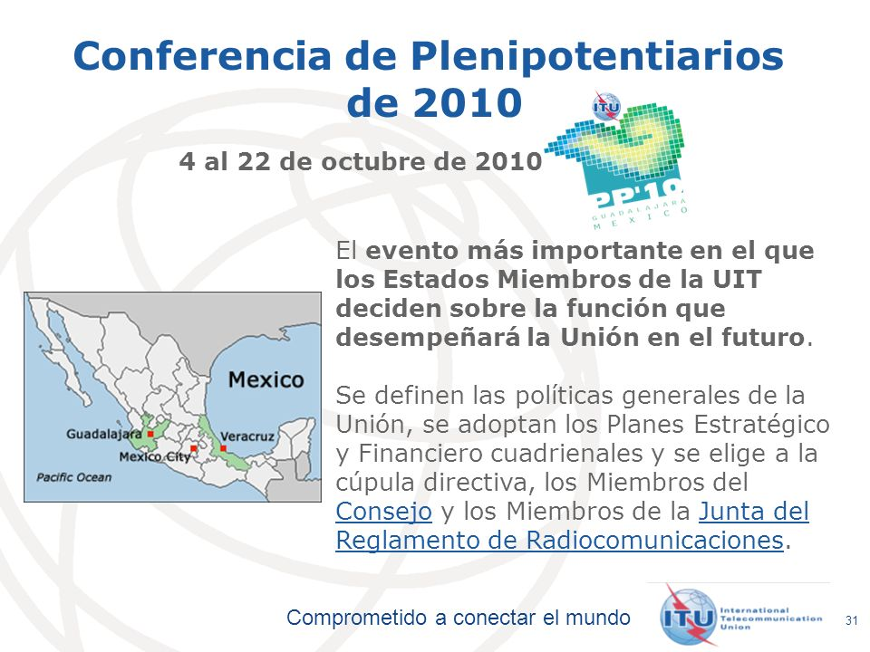 Conferencia de Plenipotentiarios de 2010
