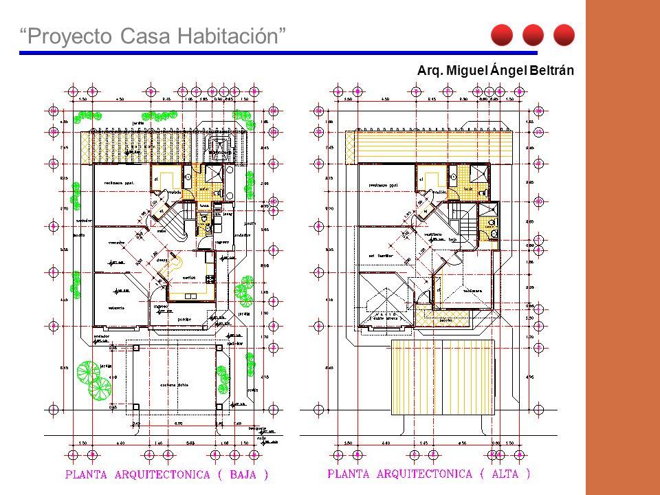 Proyecto casa habitaci n proyecto casa habitaci n for Proyecto casa habitacion minimalista