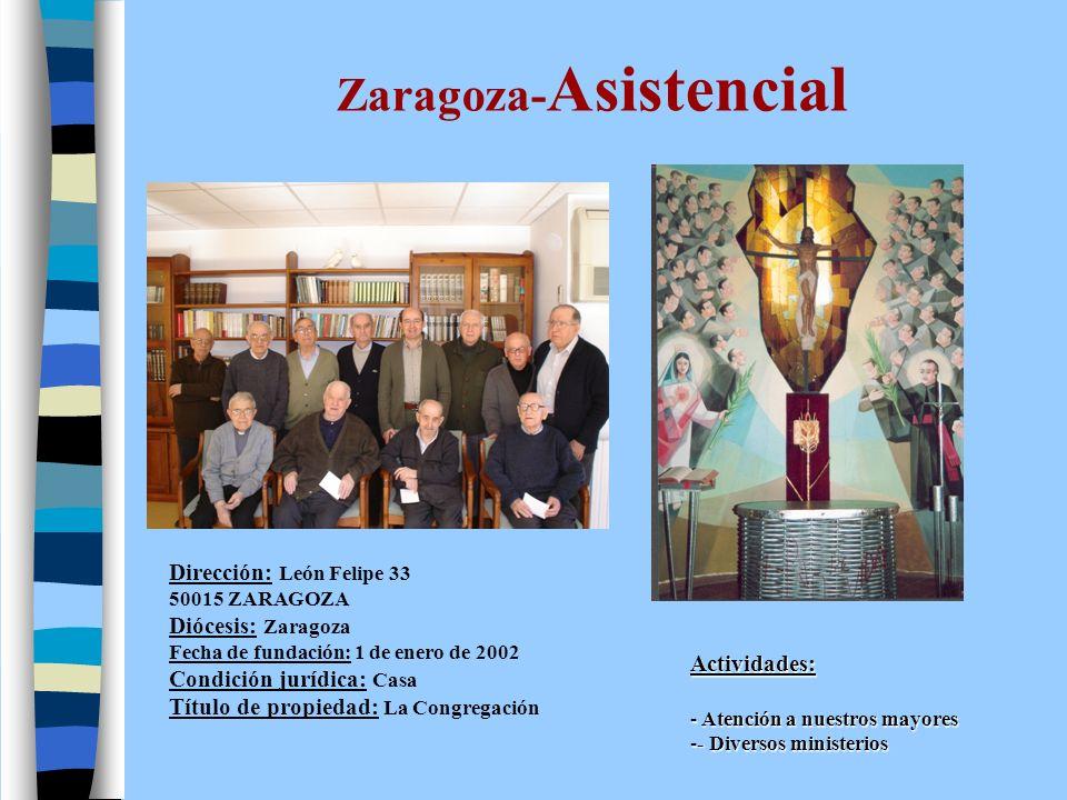 Zaragoza-Asistencial