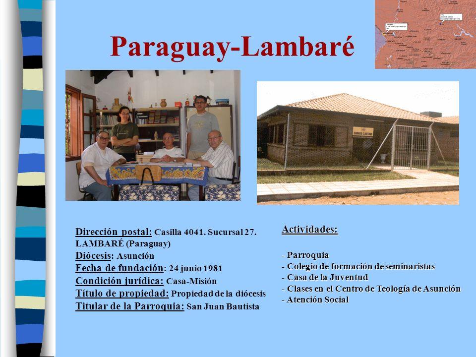 Paraguay-Lambaré