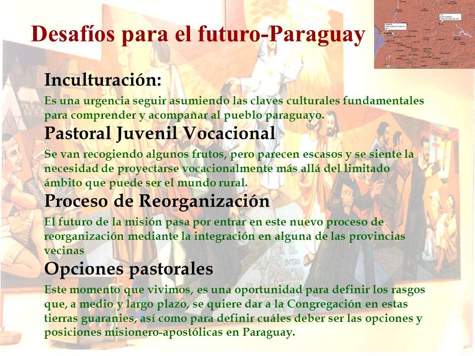 Desafíos para el futuro-Paraguay