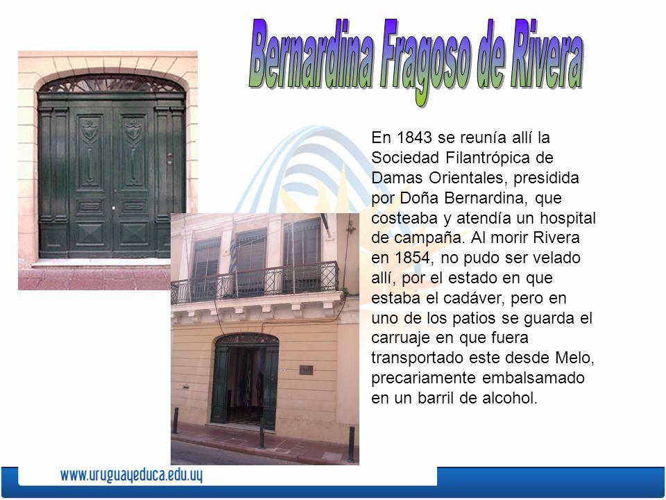 Bernardina Fragoso de Rivera