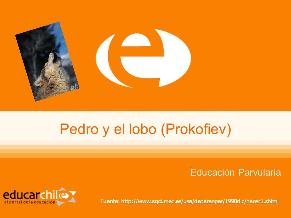 Pedro y el lobo (Prokofiev)