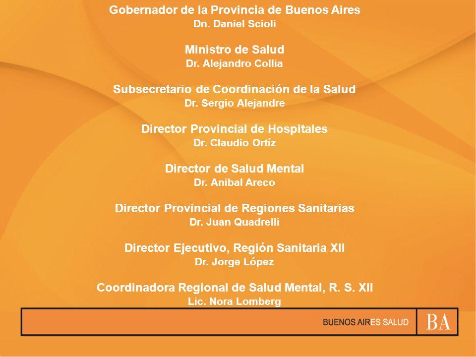 Gobernador de la Provincia de Buenos Aires