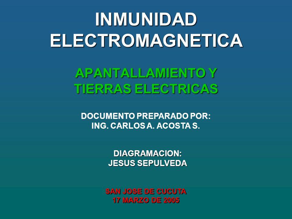INMUNIDAD ELECTROMAGNETICA