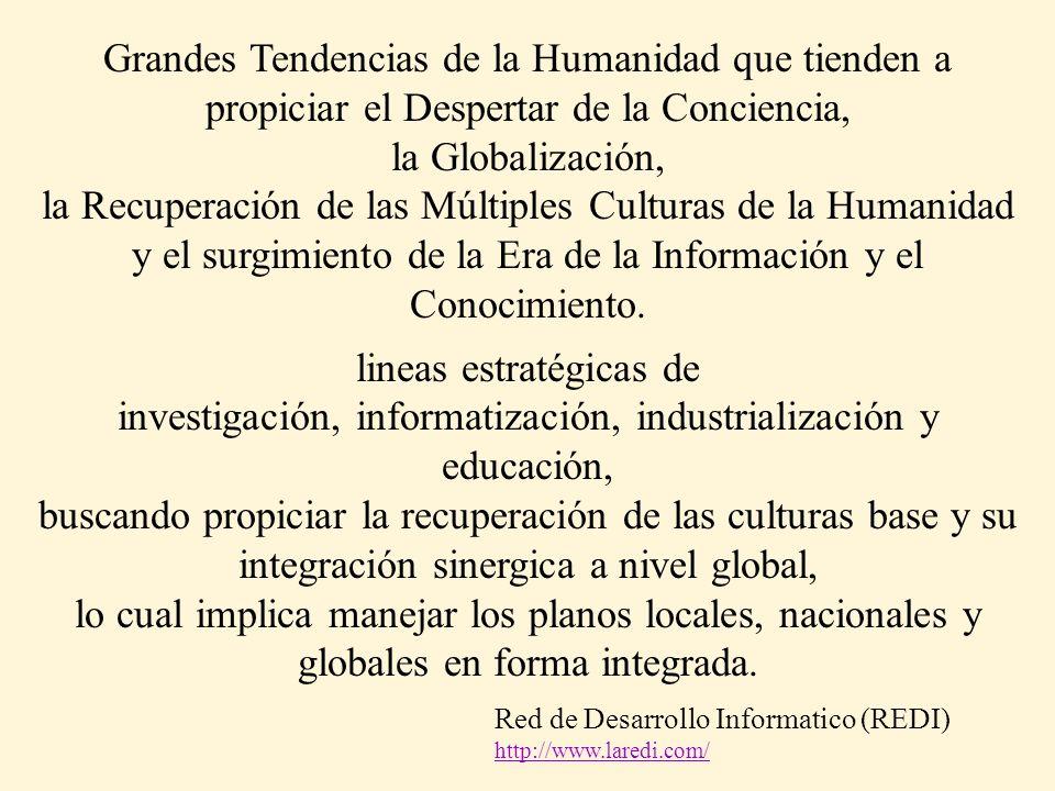 la Recuperación de las Múltiples Culturas de la Humanidad