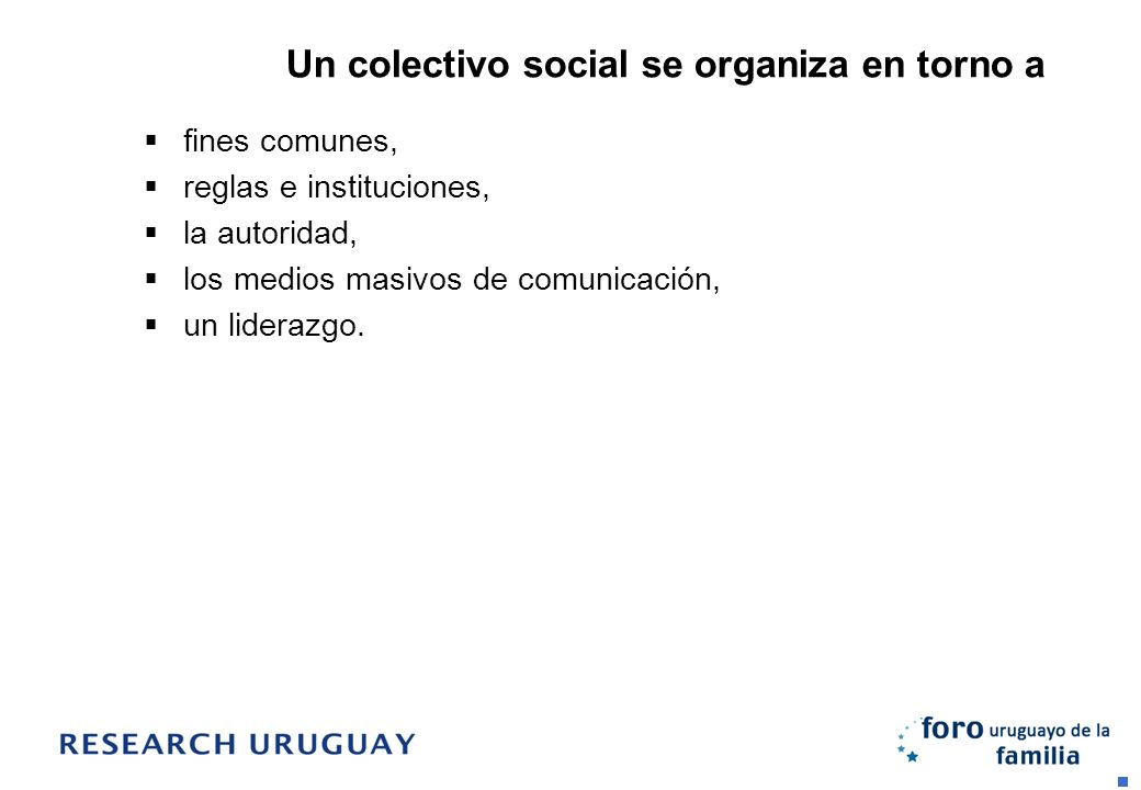 Un colectivo social se organiza en torno a