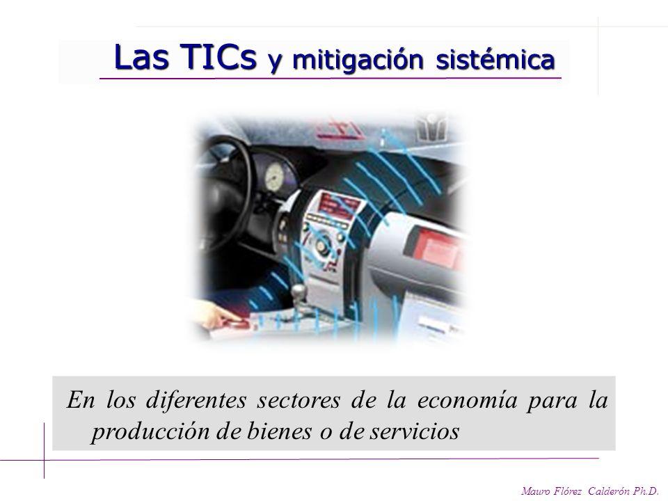 Las TICs y mitigación sistémica