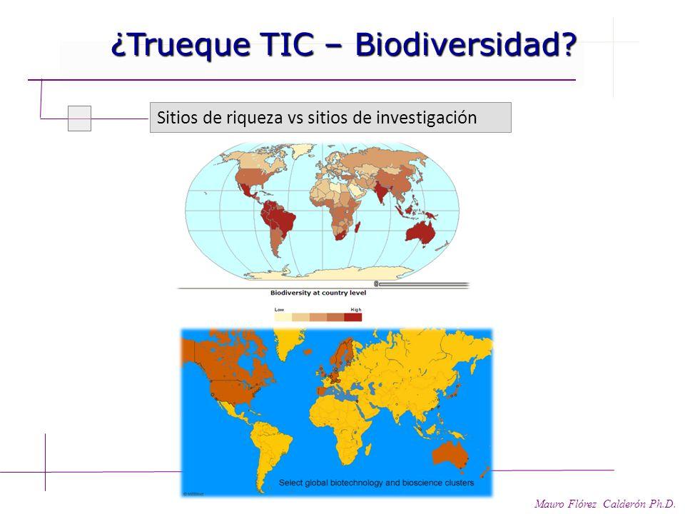 ¿Trueque TIC – Biodiversidad