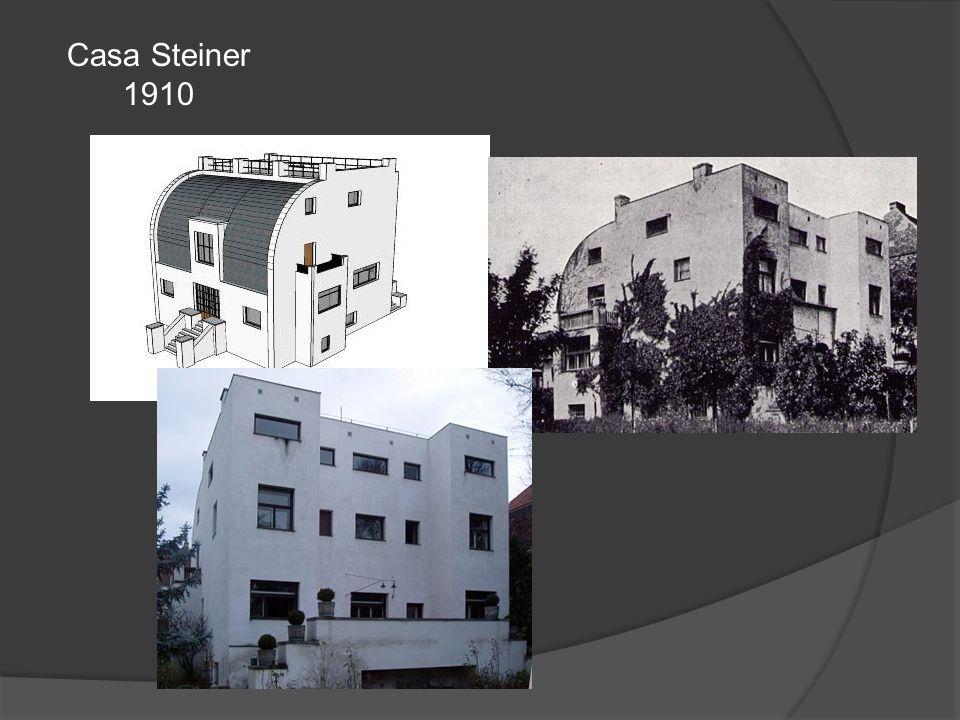 Casa Steiner 1910