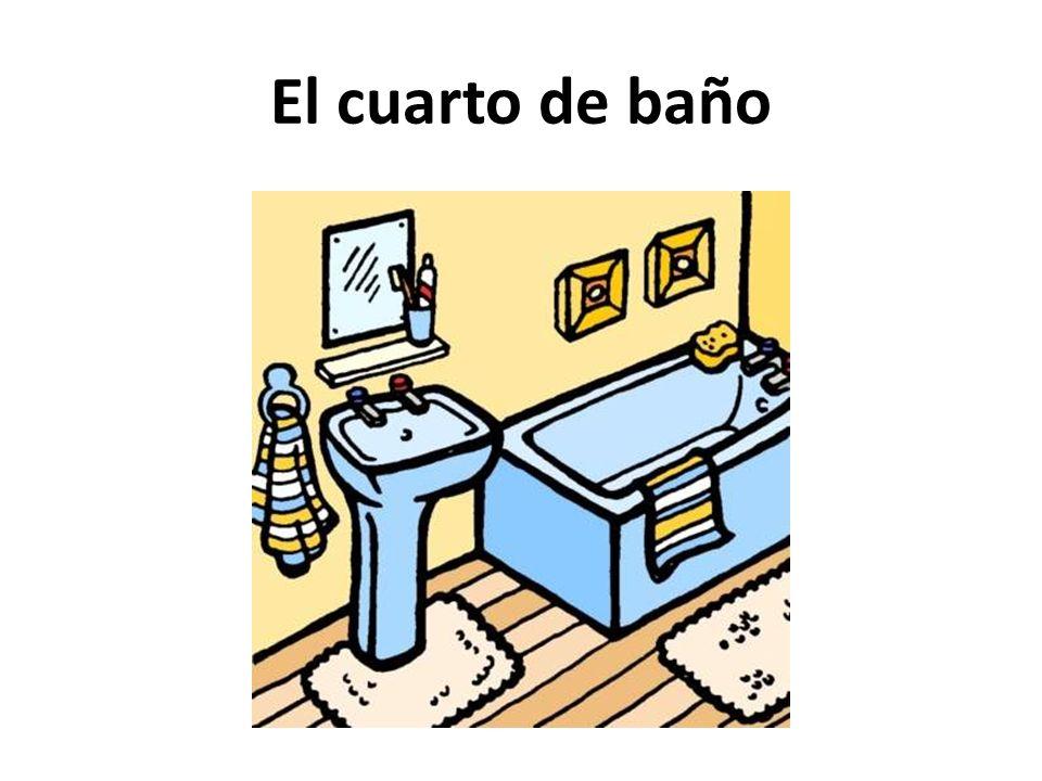 El cuarto de baño