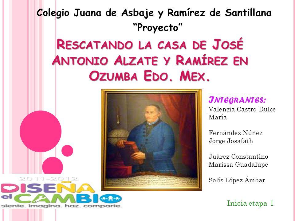 Colegio Juana de Asbaje y Ramírez de Santillana