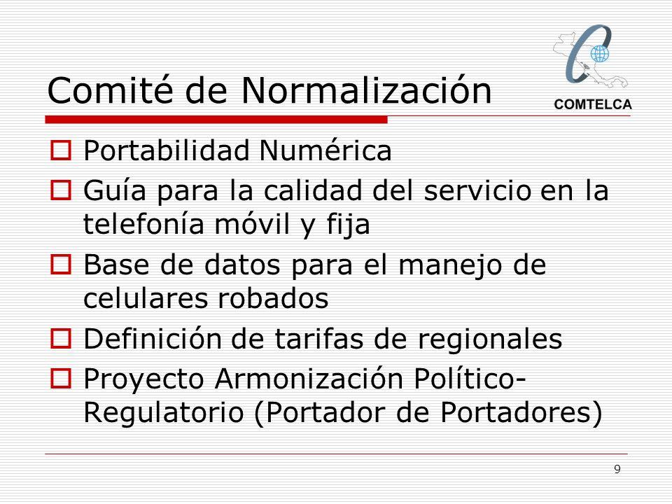 Comité de Normalización
