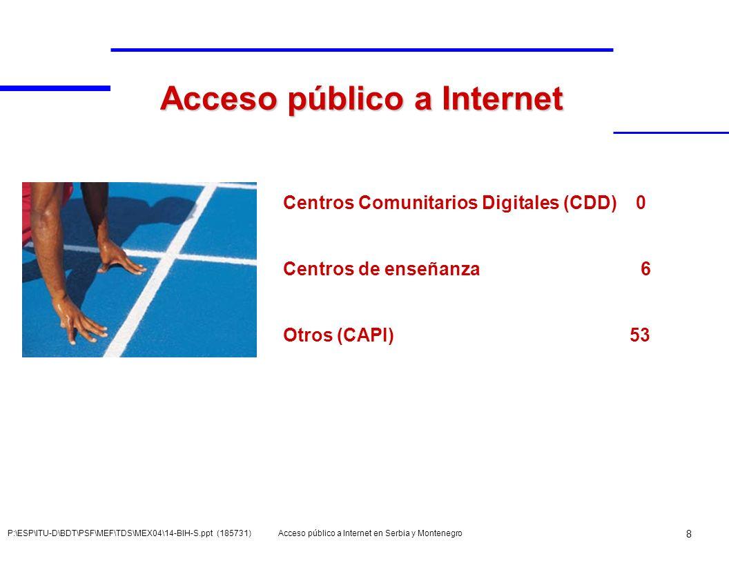 Acceso público a Internet