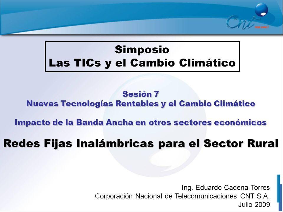 Las TICs y el Cambio Climático