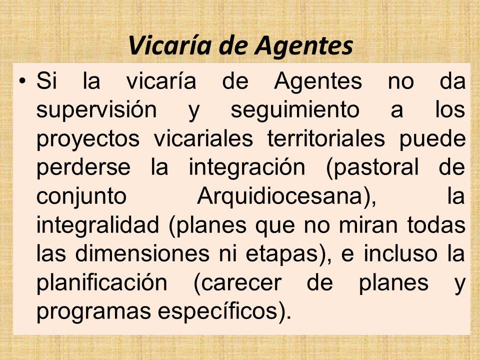 Vicaría de Agentes