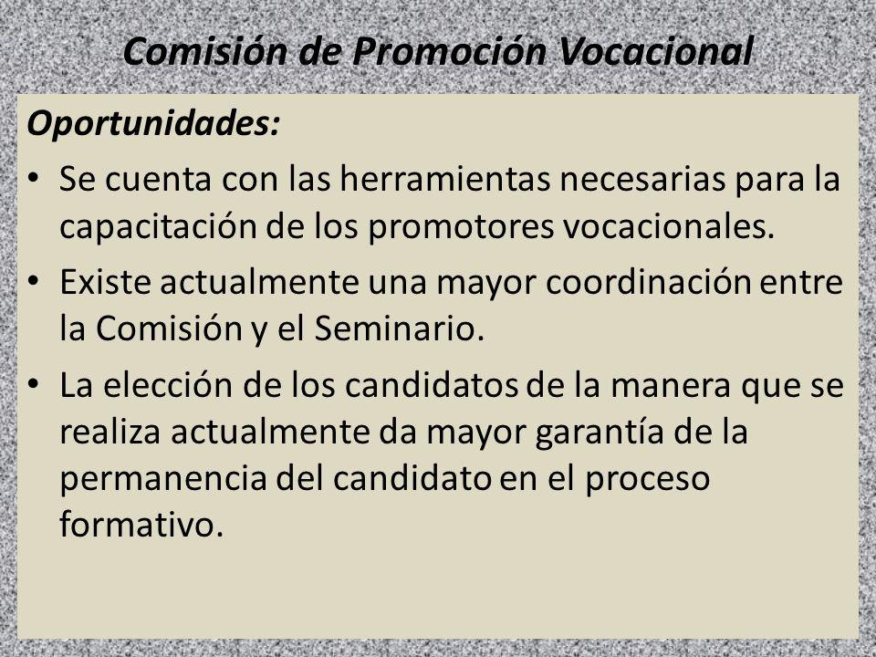 Comisión de Promoción Vocacional