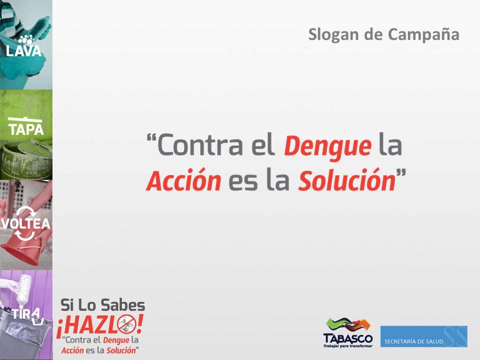 Slogan de Campaña