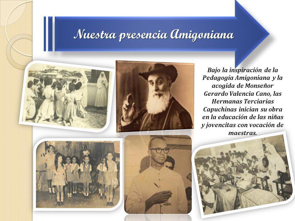 Nuestra presencia Amigoniana