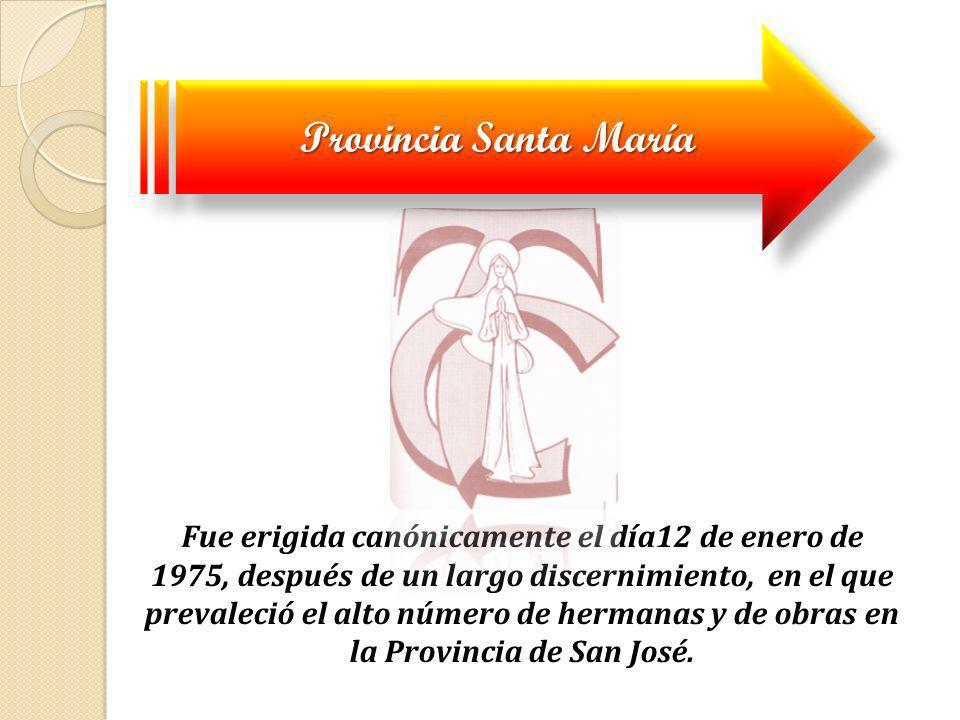 Provincia Santa María