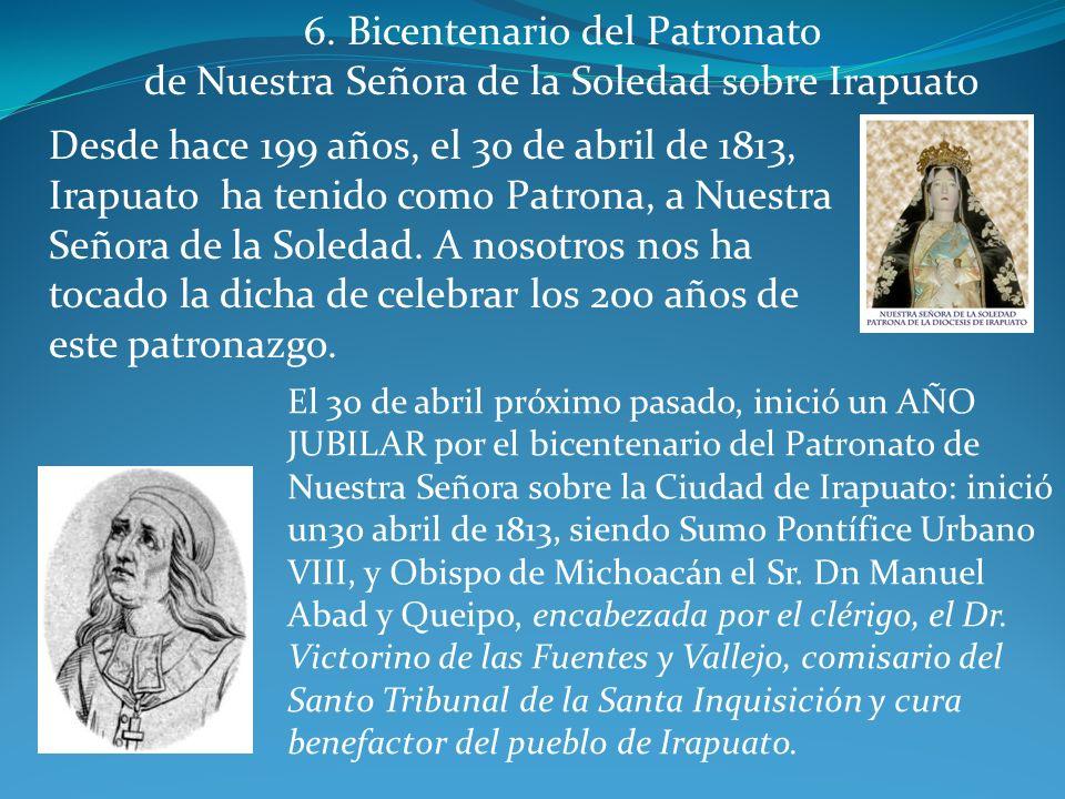 6. Bicentenario del Patronato