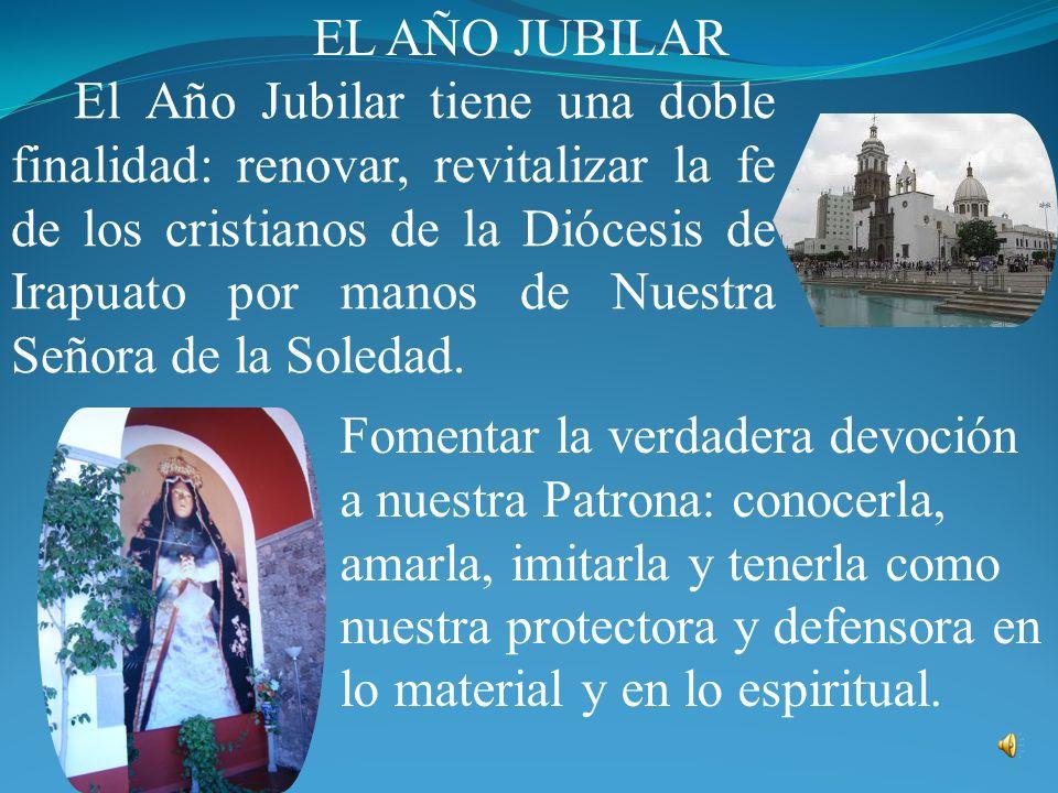 EL AÑO JUBILAR