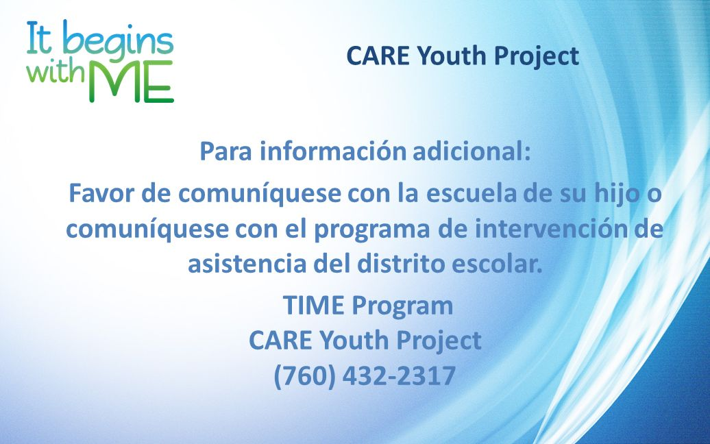 CARE Youth Project