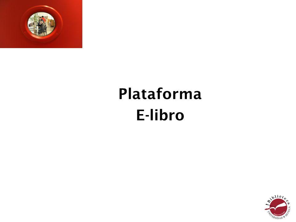 Plataforma E-libro Diapositivas sobre alfin 26 26