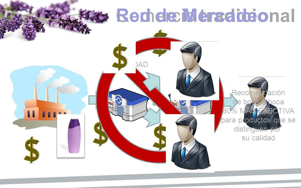 Red de Mercadeo Comercio tradicional PUBLICIDAD MARKETING