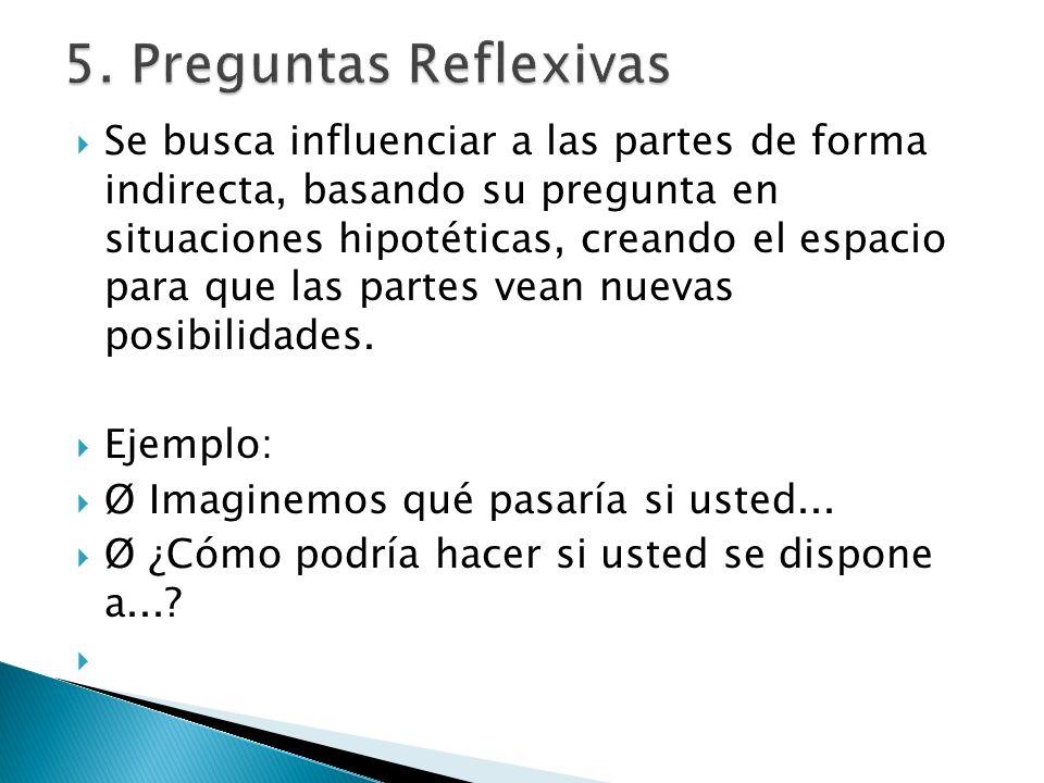 5. Preguntas Reflexivas