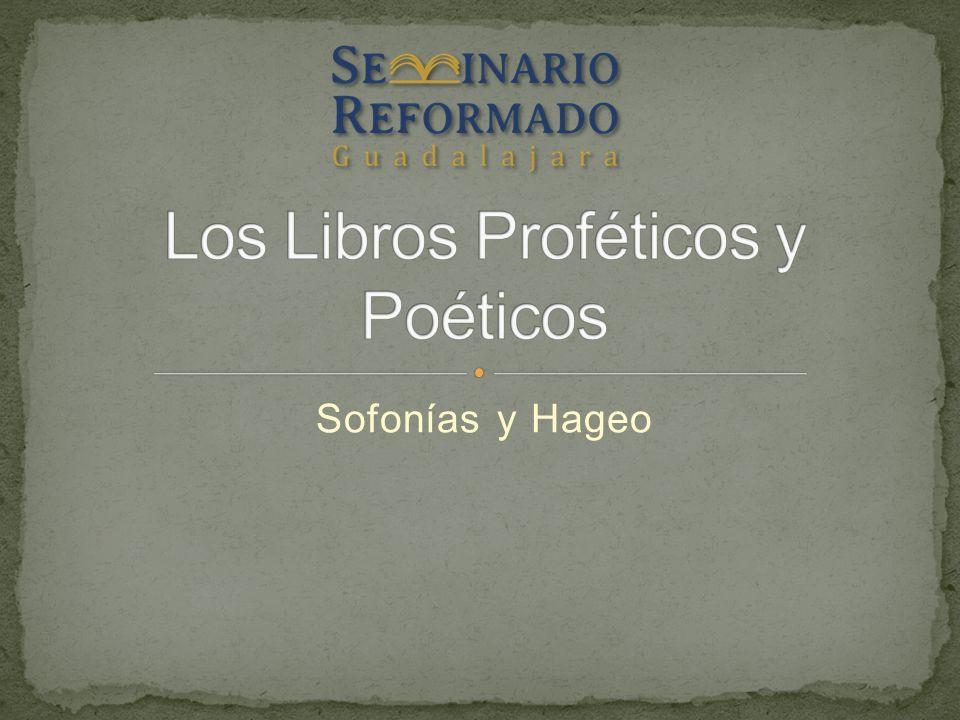 Los Libros Proféticos y Poéticos