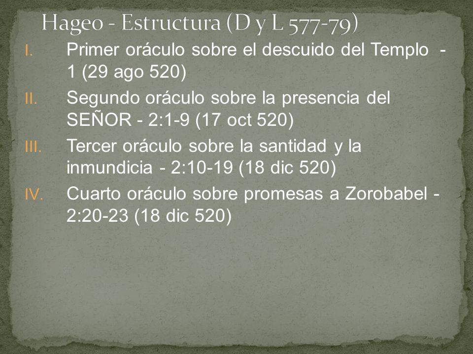 Hageo - Estructura (D y L 577-79)